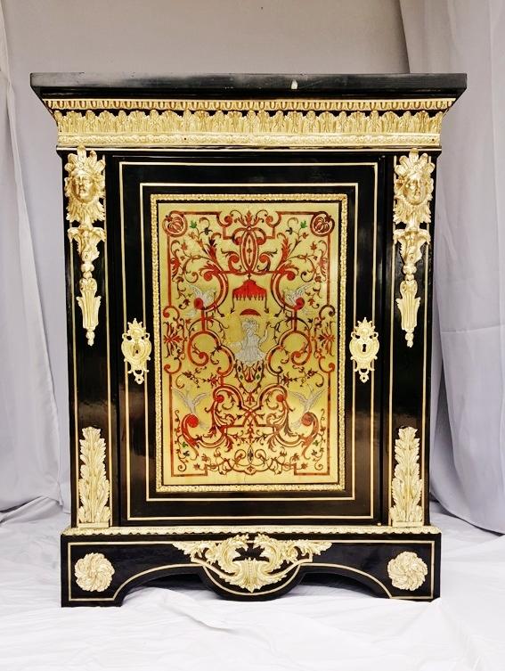 meuble d'appui Boulle fin XVIII ème