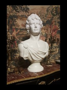 buste Apollon VILLEFRANCHE