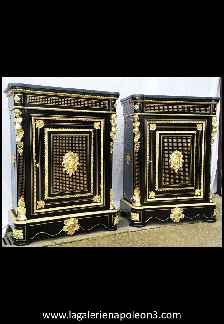 mobilier la galerie napol on 3. Black Bedroom Furniture Sets. Home Design Ideas